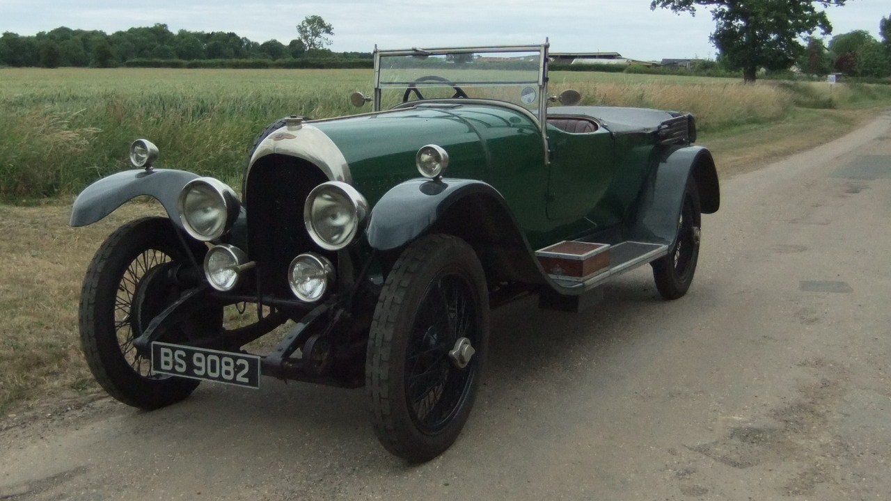 Cars for Sale - Vintage Bentley Spares, Vintage Bentley Parts ...