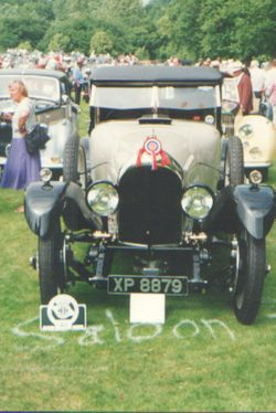 Bentley 3 litre 7