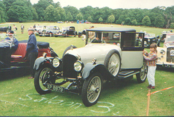 Bentley 3 litre 6