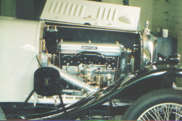 Bentley 3 litre 5
